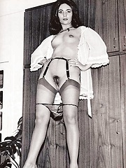 Vintage girls showing pussy pic 631